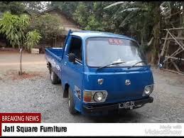 Untuk indonesia belum menjadi sasaran perilisan mobil gagah ini. Toyota Hiace Pick Up Diesel 1984 Youtube