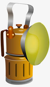 Genie Lamp Clipart Lampara Miners Lamp Clipart Transparent Png