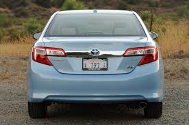 2013 Toyota Camry Hybrid - Information and photos - ZombieDrive