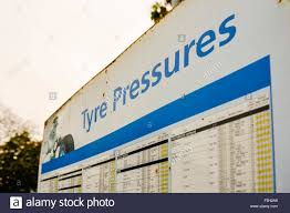 Tyre Pressures Stock Photos Tyre Pressures Stock Images