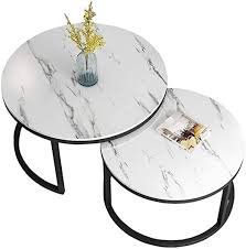 round coffee table modern
