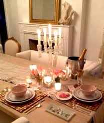 decorations valentine table scape pastel colored with wood craft dinner placemat and crystal chandelier for day