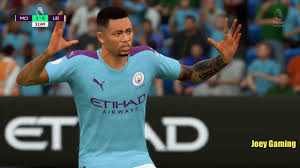 FIFA Gameplay Manchester City vs Leicester City Highlights