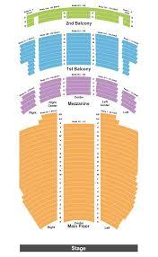 Lerner Performing Arts Center Seating Chart Elkhart