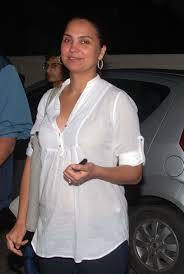 lara dutta without makeup