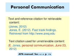 Ppt Apa Formatting Preparing For Final Review Powerpoint