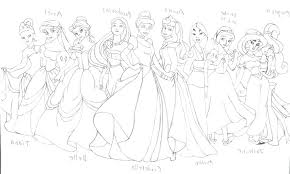 disney princess free coloring pages princesses printable ng pages printable princess group ng pages for kids on princess free disney princess coloring pages
