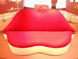 Appealing Red Lip Sofa Images Decoration Ideas ...