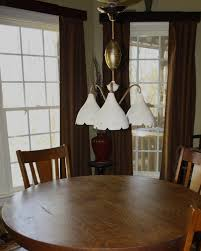 lights over dining room table