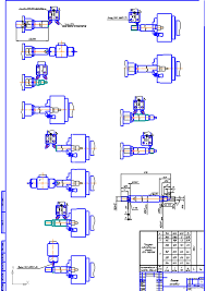Курсовая работа по технологии машиностроения курсовое  Дипломный проект Проектирование детали Шток
