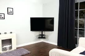 enchanting corner tv mount large size of mount with shelves within stylish corner wall mount corner
