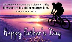 Happy Fathers Day Christian Quotes Best Of Happy Father's Day The Father Of The Righteous Will Greatly Rejoice