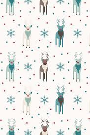 Christmas Deer Wallpapers - Wallpaper Cave
