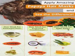 25 coconut oil hair masks diy hair mask for split ends