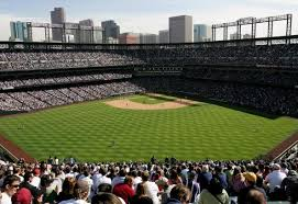 Guide To Coors Field Cbs Denver