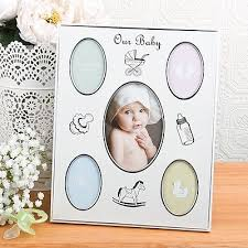 baby collage frame baby collage aluminum frame from gifts by partyfairybox baby