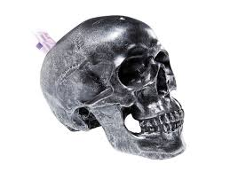 <b>Копилка SKULL</b> SILVER ANTIQUE By <b>KARE</b> Design
