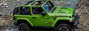 What Are The 2019 Jeep Wrangler Exterior Color Options