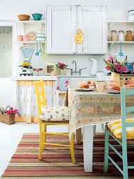 Retro Kitchen Kitchen Retro Kitchen Design In Vintage Decoration Idea Creative