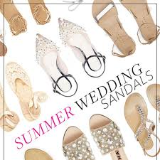 outdoor wedding shoes. Shoes for Outdoor Summer Wedding Brides