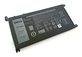 DELL Original 42Wh 11.1V 3500mAh <b>3 Cell</b> Laptop <b>Battery</b>: Amazon ...