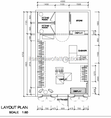 What Is A Floor Plan  LucidchartRetail Store Floor Plans