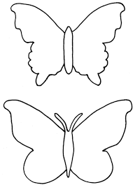 Butterfly Patterns Printable Magnificent Decoration
