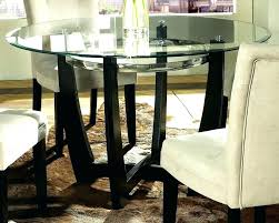 glass table top replacement singapore outdoor uk home depot round furniture amazing aluminum dining kitchen winsome ro
