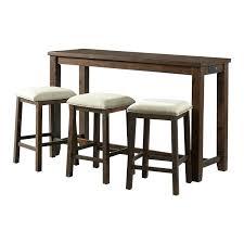 4 piece pub table set 4 piece pub table set