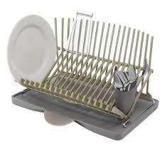 Drain Racks For Kitchen Sinks Heavy Duty Metal Black Dish Drying Rack Kitchen Dinnerware Storage