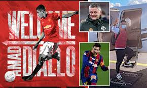Diallo amad traore (born 11 july 2002) is an ivorian footballer who plays as a right winger for italian club atalanta, on loan from manchester united. Who Is Amad Diallo And Is He Worth The 37m United Ended Up Paying Atalanta For His Services Daily Mail Online