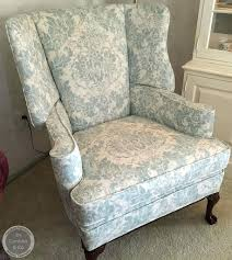 wing chair reupholstered cost to recover couch how much does it a and loveseat re upholster