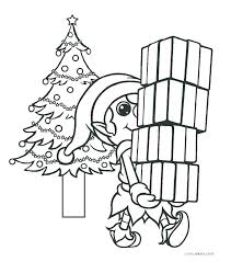 Lego Elf Coloring Pages Coloring Free Printable Elf Coloring Pages