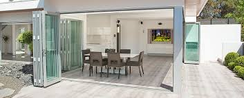 like the idea of a hinged door for your commercial location but you want a bit of individuality then why not try our unique range of bi folding doors