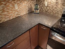 Granite Kitchens Neutral Granite Countertops Hgtv