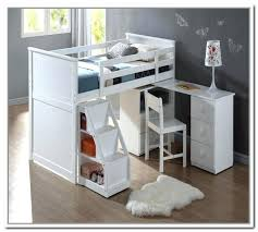 storage loft bed with desk loft bed with desk and storage stairs canwood whistler storage loft