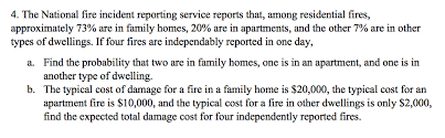 Solved 4 The National Fire Incident Reporting Service Re