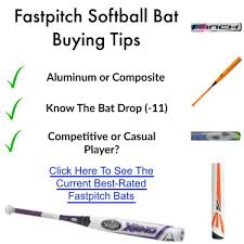 Buying Guide For The Best Fastpitch Softball Bats