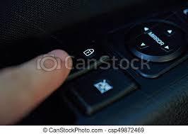 car door lock button. Lock Car Doors Theme - Csp49872469 Door Lock Button W
