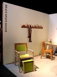 bravespace swood design brave space bklyn designs sustainable furniture mountain range coat rack 2 inhabitat green design innovation