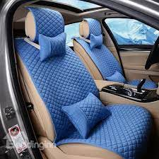 solid color car seat cover