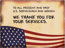 Thanks For Your Service Past And Current Service Women And Men Thank You Off