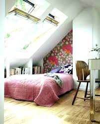 attic bedroom paint ideas with slanted