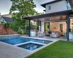 backyard designs with pool. Backyard Pool Little Ideas Finest Open Patio Small With Patios . Designs Cost