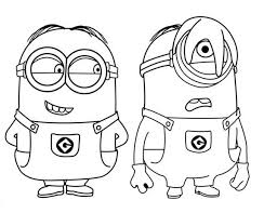 Small Picture Minion Kevin Fabulous Minions Coloring Book Coloring Page and