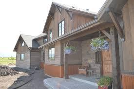 Rustic Reclaimed Barnwood Siding Ranchwood Montana Timber Products