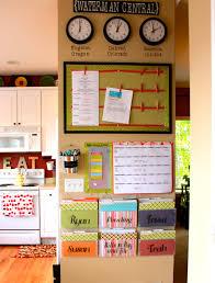 Kitchen Message Center Apartment List Command Centers Multitasking Mudrooms