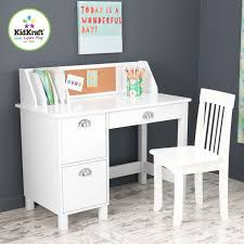 kidkraft 26704 kids children39s wood study desk chair w