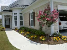 Flower Bed Ideas Front Of House Classic Front Yard Flower Garden Throughout Flower  Beds In Front Of House Regarding Your Own Home Classic Flower Bed Ideas ...