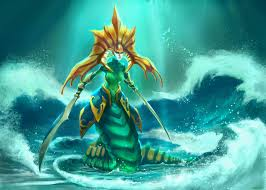 naga siren hero dota 2 1600 1143 wallpaper hd dota 2 download fo free